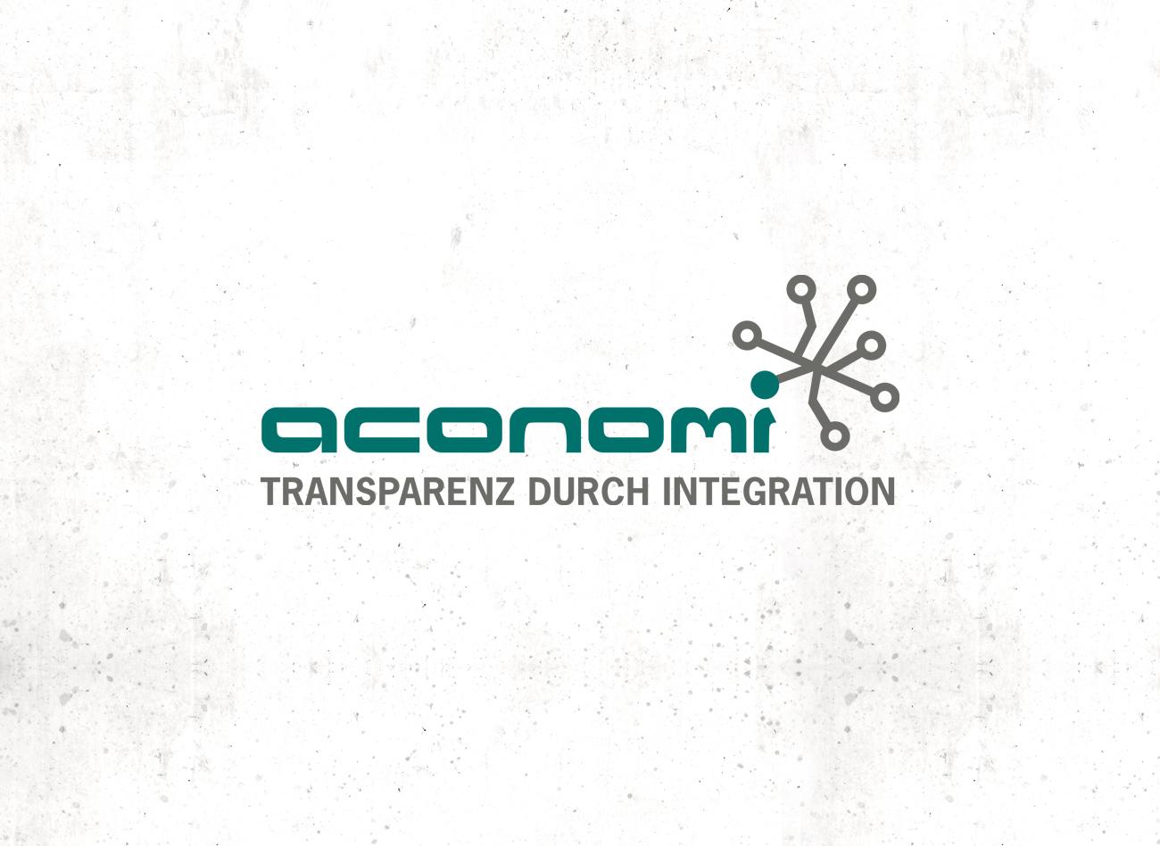 Logogestaltung / aconomie