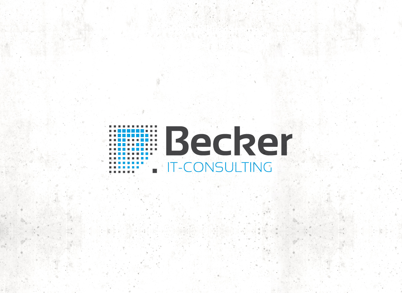Logogestaltung / Becker IT