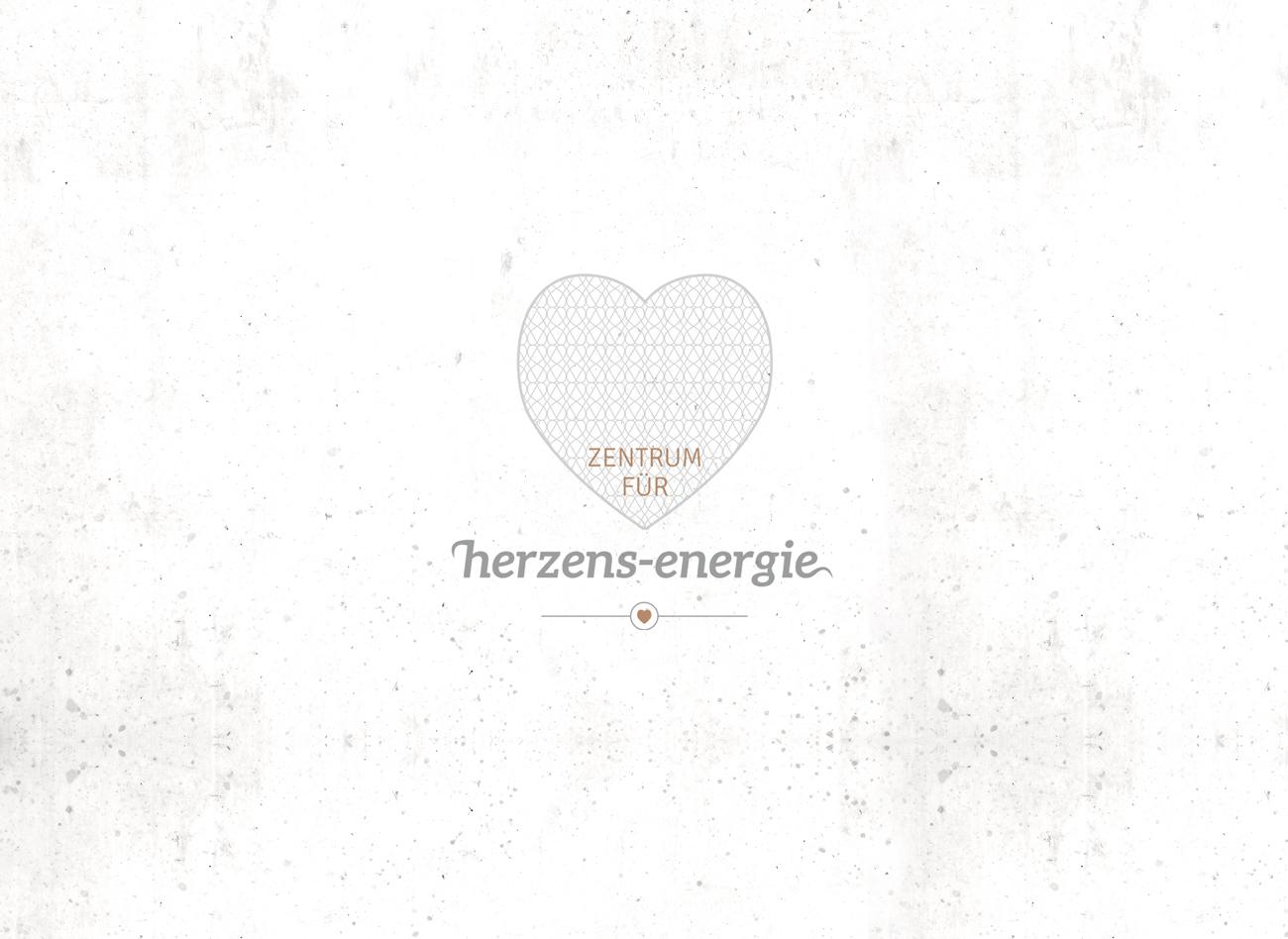 Logogestaltung / herzens-energie