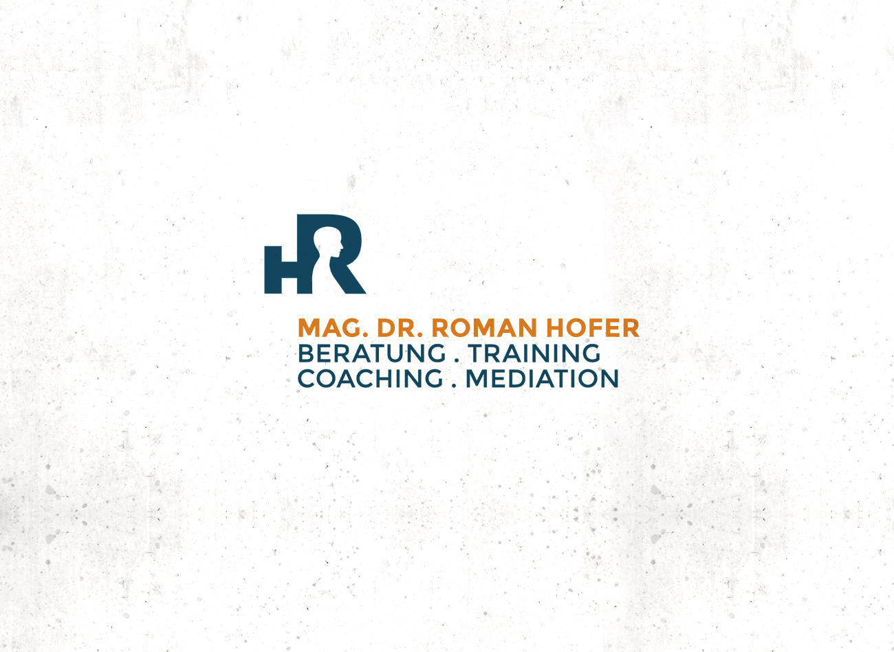 Logogestaltung / Roman Hofer