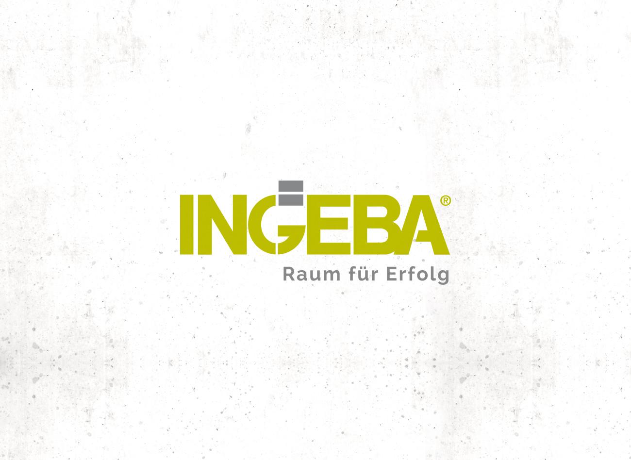 Logogestaltung / Ingeba
