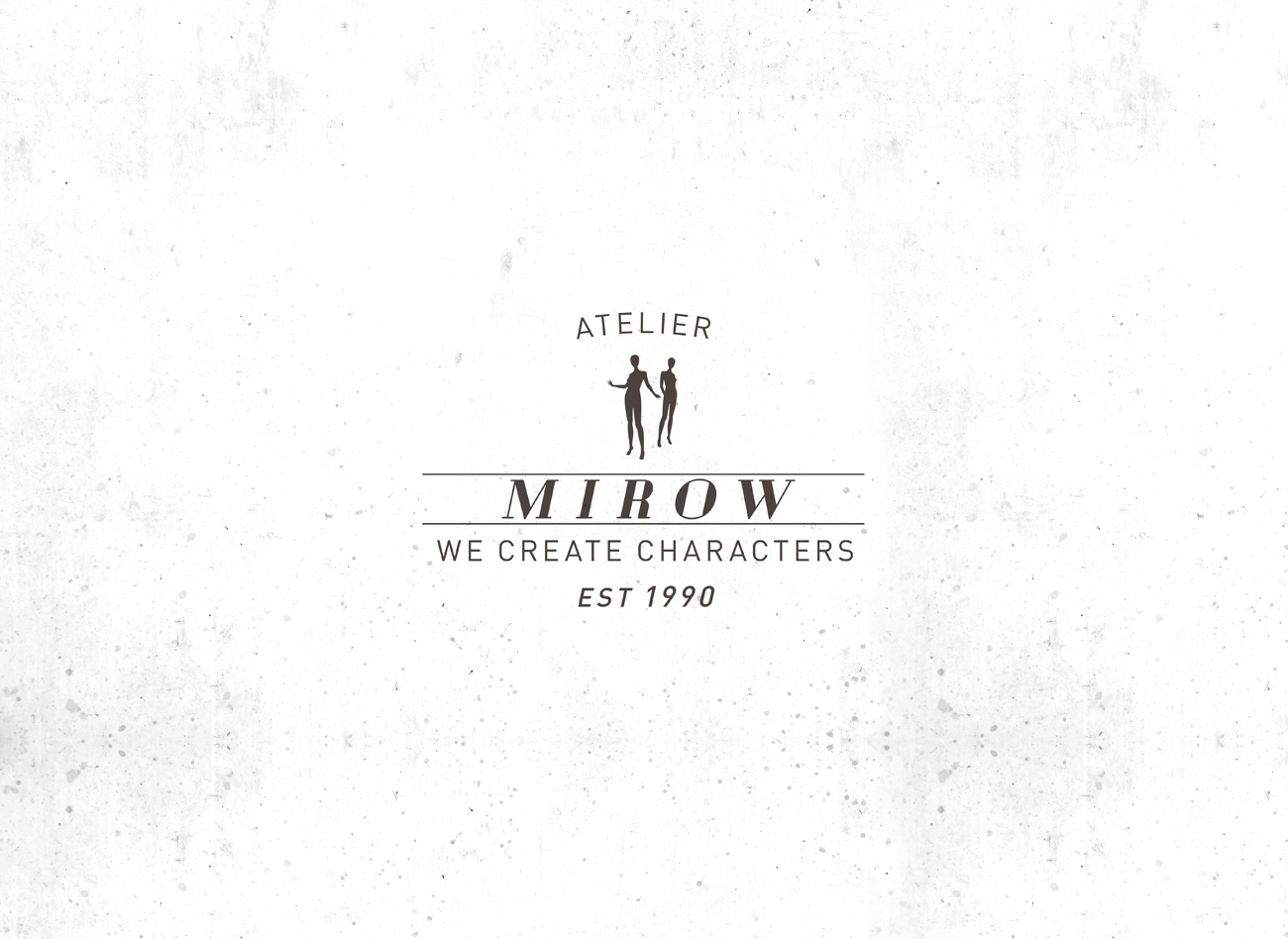 Logogestaltung / Atelier MIROW