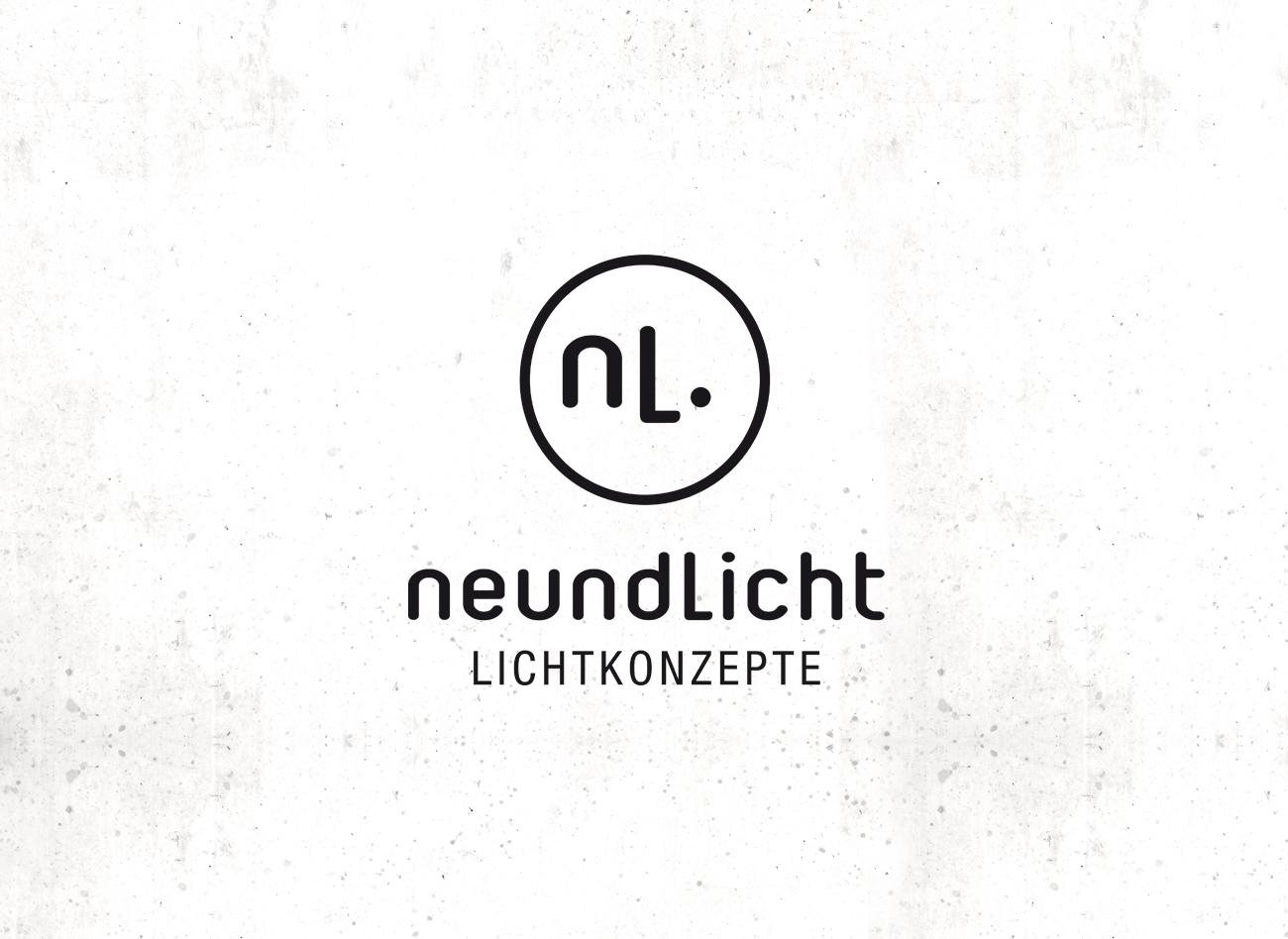 Logogestaltung / neundlicht