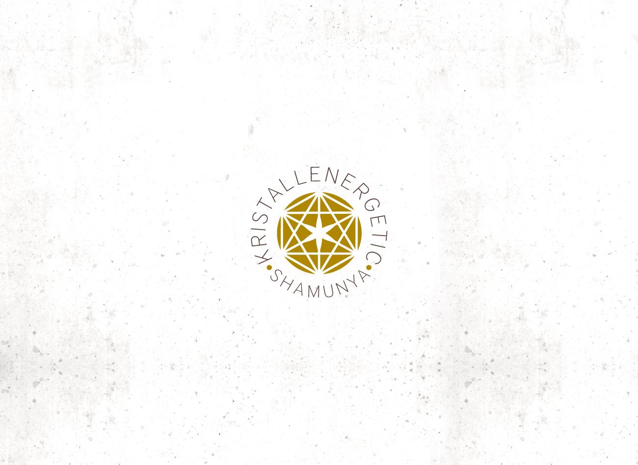 Logogestaltung / Kristallenergetic