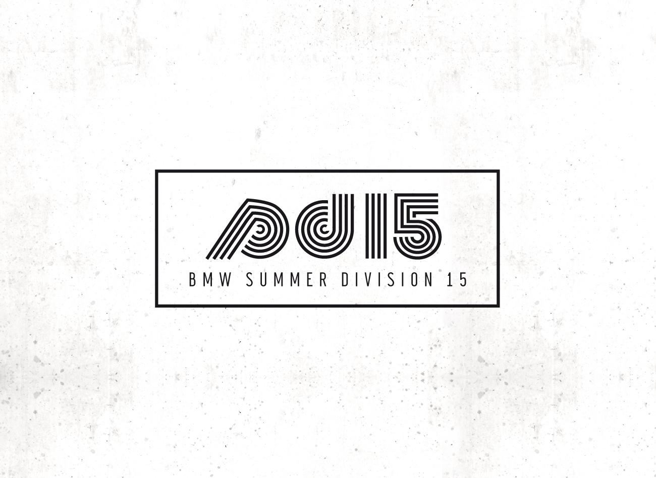 Logogestaltung / summerdivision 15