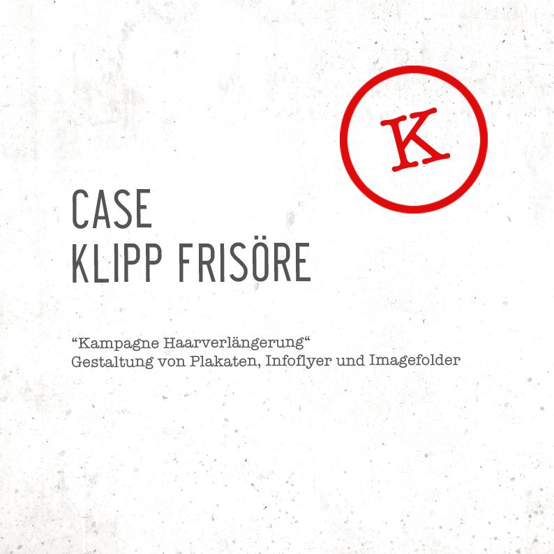 Klipp Frisöre / Haarverlängerungskampagne