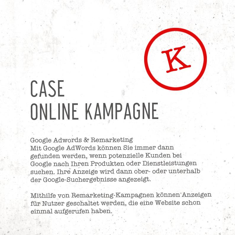 Google Adwords & Remarketing